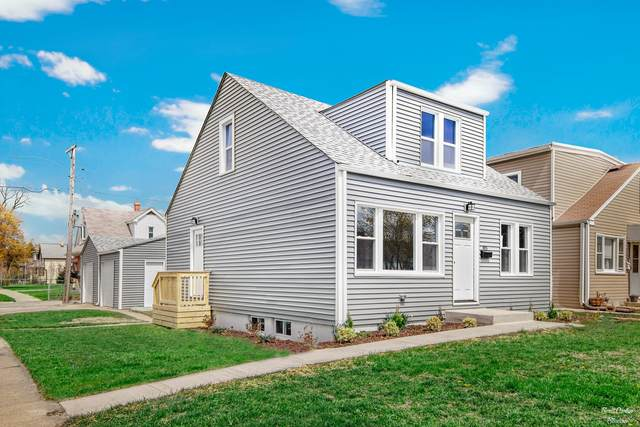 6926 W Montrose Avenue, Harwood Heights, IL 60706 (MLS #11029229) :: RE/MAX IMPACT
