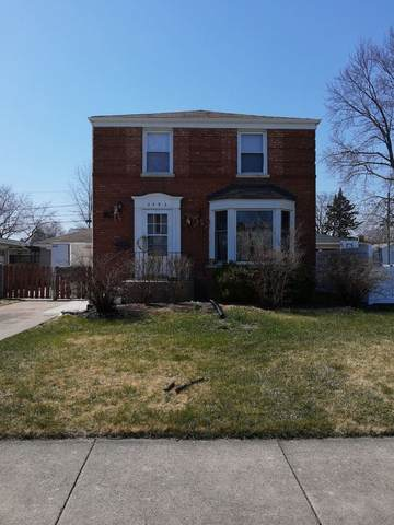 2452 S 3rd Avenue, North Riverside, IL 60546 (MLS #11030957) :: The Perotti Group