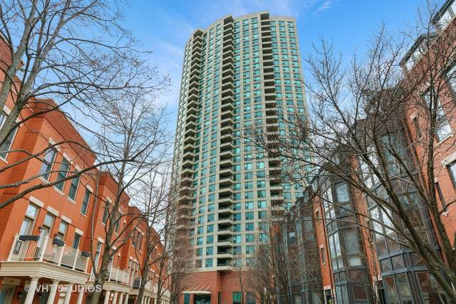 501 N Clinton Street #704, Chicago, IL 60654 (MLS #11032562) :: Helen Oliveri Real Estate