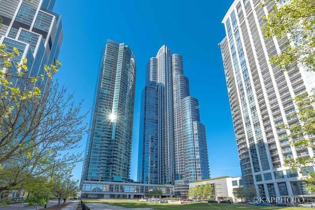 1201 S Prairie Avenue #1206, Chicago, IL 60605 (MLS #11032943) :: Helen Oliveri Real Estate