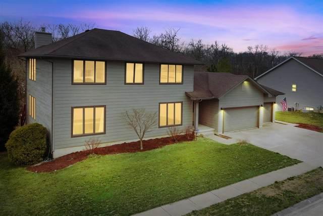 145 Lexington Circle, Mount Zion, IL 62549 (MLS #11033316) :: Ryan Dallas Real Estate
