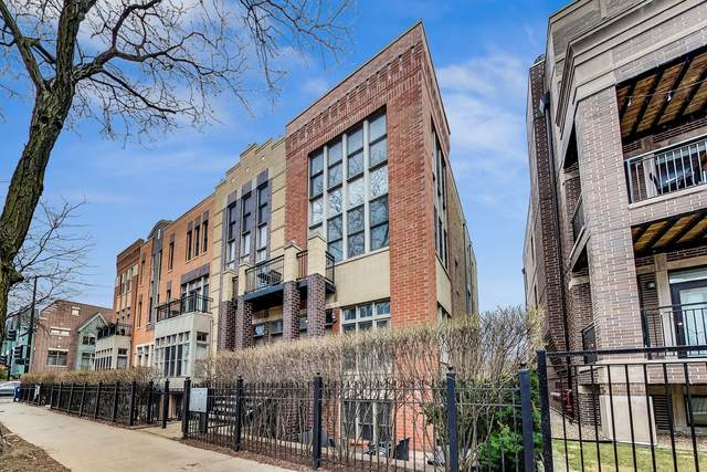 1509 W Diversey Parkway B, Chicago, IL 60614 (MLS #11033450) :: Touchstone Group