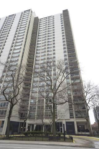 1255 N Sandburg Terrace #2610, Chicago, IL 60610 (MLS #11033715) :: The Spaniak Team
