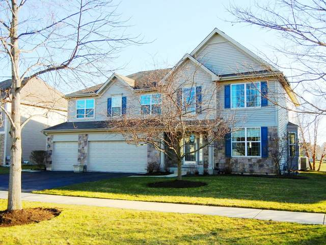512 Litchfield Way, Oswego, IL 60543 (MLS #11034094) :: Littlefield Group