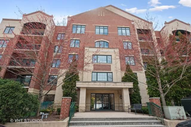 5 W Central Road #406, Mount Prospect, IL 60056 (MLS #11034153) :: Helen Oliveri Real Estate