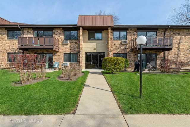 2628 N Windsor Drive N #104, Arlington Heights, IL 60004 (MLS #11035149) :: Littlefield Group