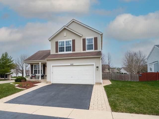 1640 Arborwood Circle, Romeoville, IL 60446 (MLS #11035206) :: RE/MAX IMPACT