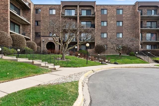 601 W Huntington Commons Road #405, Mount Prospect, IL 60056 (MLS #11035255) :: Helen Oliveri Real Estate