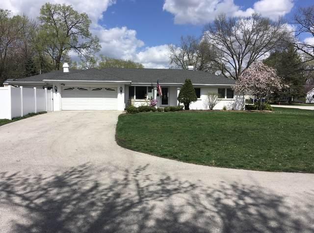 5625 Ridgewood Drive, Western Springs, IL 60558 (MLS #11035300) :: The Wexler Group at Keller Williams Preferred Realty