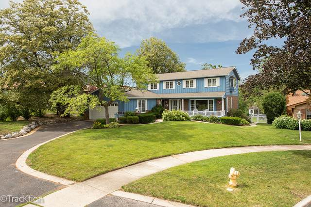 1282 Candlewood Drive, Downers Grove, IL 60515 (MLS #11035439) :: O'Neil Property Group