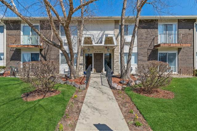8848 Kenneth Drive 108H, Des Plaines, IL 60016 (MLS #11036364) :: The Spaniak Team