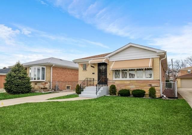 4215 N Sayre Avenue, Norridge, IL 60706 (MLS #11036771) :: The Dena Furlow Team - Keller Williams Realty