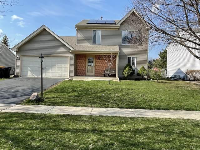 159 Red Cedar Drive, Streamwood, IL 60107 (MLS #11037312) :: Jacqui Miller Homes