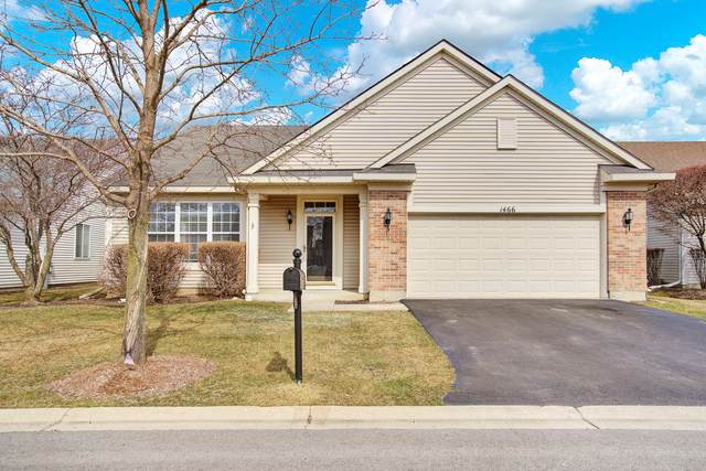 1466 W Grand Haven Road, Romeoville, IL 60446 (MLS #11037653) :: RE/MAX IMPACT
