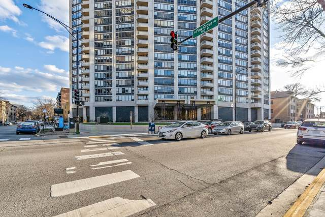3930 N Pine Grove Avenue #1706, Chicago, IL 60613 (MLS #11037712) :: Helen Oliveri Real Estate