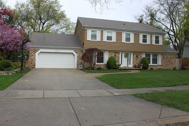 1210 Bar Harbor Terrace, Northbrook, IL 60062 (MLS #11038983) :: Helen Oliveri Real Estate