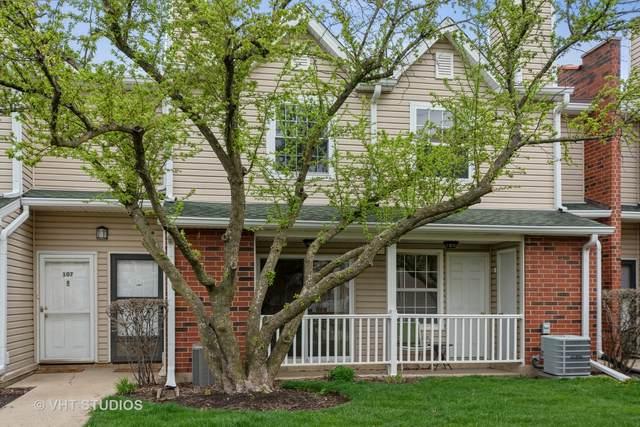 1293 Wyndham Drive #106, Palatine, IL 60074 (MLS #11039671) :: Helen Oliveri Real Estate