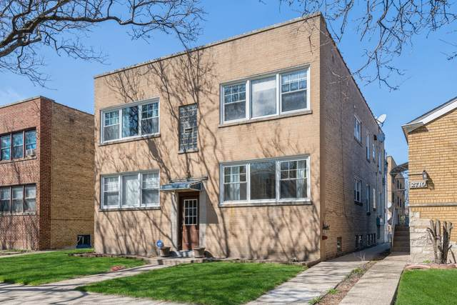 2714 W Berwyn Avenue 1E, Chicago, IL 60625 (MLS #11040037) :: The Spaniak Team