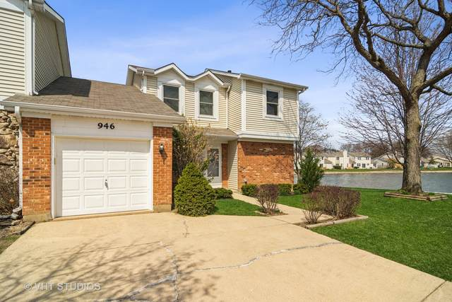 946 Fieldstone Court #924, Schaumburg, IL 60194 (MLS #11040541) :: The Dena Furlow Team - Keller Williams Realty