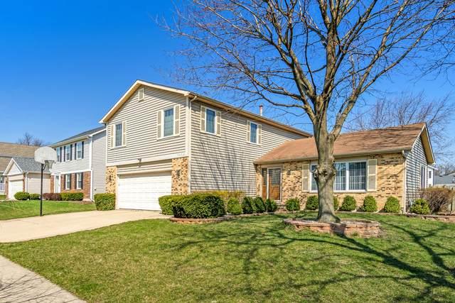1406 Rose Boulevard, Buffalo Grove, IL 60089 (MLS #11042069) :: Helen Oliveri Real Estate