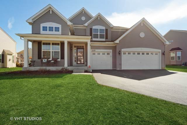 225 Telluride Lane, Fox Lake, IL 60020 (MLS #11042170) :: Helen Oliveri Real Estate