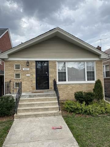 10417 S Vernon Avenue, Chicago, IL 60628 (MLS #11042617) :: The Perotti Group