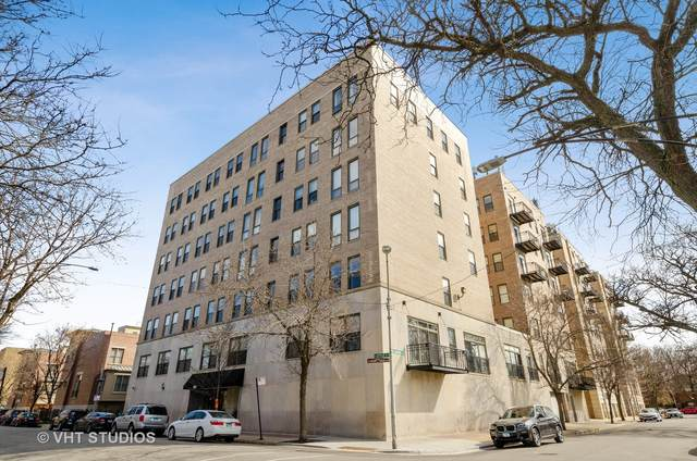 811 S Lytle Street #108, Chicago, IL 60607 (MLS #11042740) :: RE/MAX IMPACT