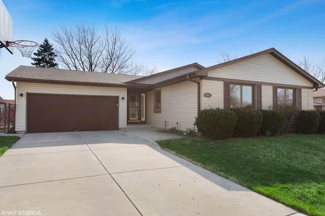 4235 Crimson Drive, Hoffman Estates, IL 60192 (MLS #11043100) :: Helen Oliveri Real Estate