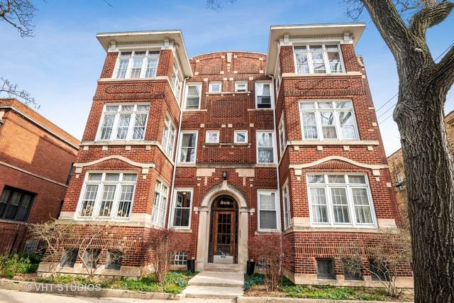 1418 W Rosemont Avenue 1W, Chicago, IL 60660 (MLS #11044191) :: The Dena Furlow Team - Keller Williams Realty