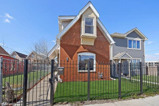 1302 S Heath Avenue, Chicago, IL 60608 (MLS #11045892) :: Touchstone Group