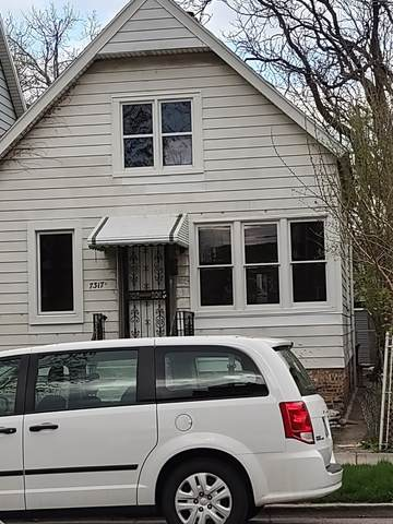 7317 S Dorchester Avenue, Chicago, IL 60619 (MLS #11046159) :: Helen Oliveri Real Estate