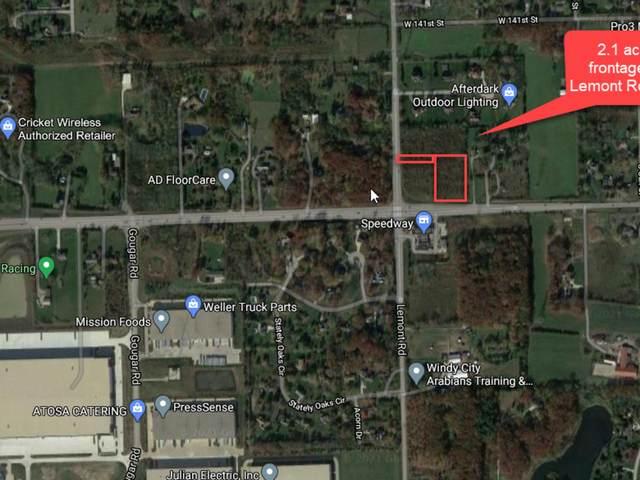 15552 W 143RD Street, Homer Glen, IL 60491 (MLS #11046869) :: RE/MAX IMPACT