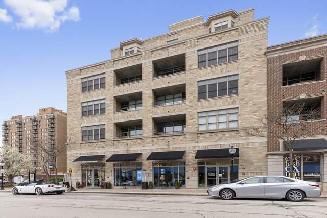 10 S Dunton Avenue #206, Arlington Heights, IL 60005 (MLS #11047029) :: Littlefield Group