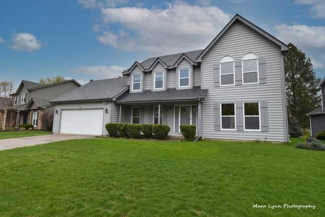 306 Stoneleigh Lane, Oswego, IL 60543 (MLS #11047198) :: Helen Oliveri Real Estate
