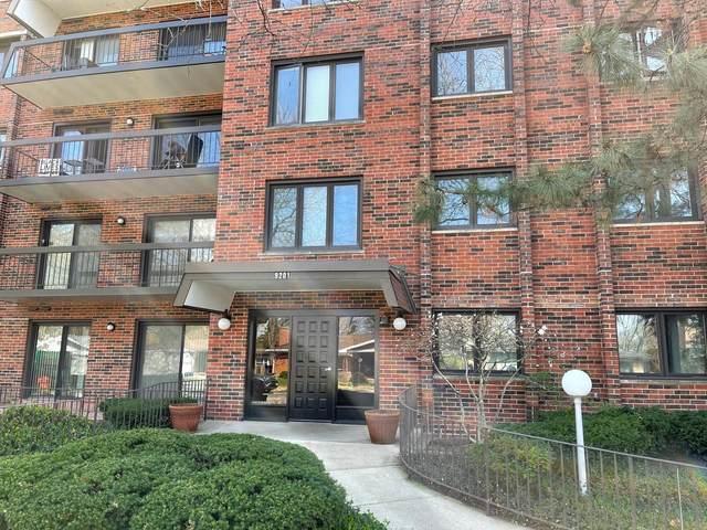 9201 Drake Avenue #406, Evanston, IL 60203 (MLS #11047926) :: The Spaniak Team