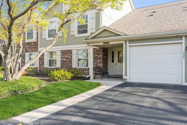 227 Blossom Court #227, Buffalo Grove, IL 60089 (MLS #11048329) :: Helen Oliveri Real Estate