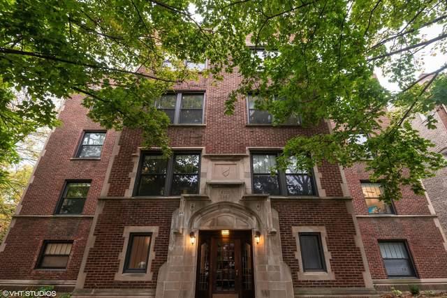 1301 W Elmdale Avenue G, Chicago, IL 60660 (MLS #11048925) :: Littlefield Group