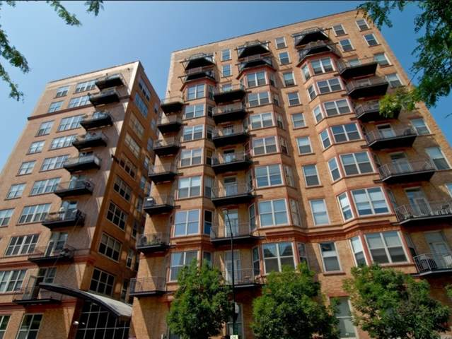 500 S Clinton Street #640, Chicago, IL 60607 (MLS #11049173) :: John Lyons Real Estate