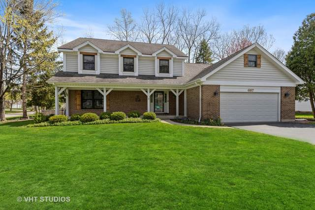 687 West Trail, Grayslake, IL 60030 (MLS #11049448) :: Helen Oliveri Real Estate