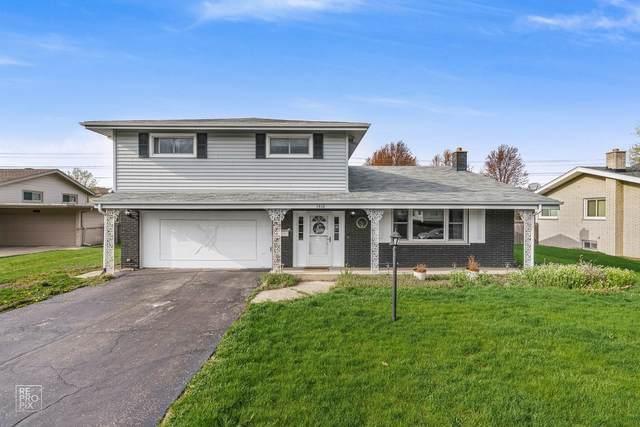 1410 E Barberry Lane, Mount Prospect, IL 60056 (MLS #11049808) :: Helen Oliveri Real Estate