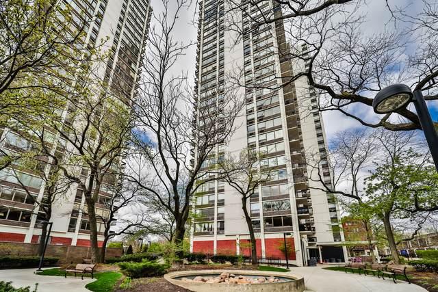 1460 N Sandburg Terrace 2103A, Chicago, IL 60610 (MLS #11051033) :: Touchstone Group