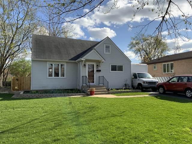8649 W Park Lane, Niles, IL 60714 (MLS #11051480) :: Helen Oliveri Real Estate