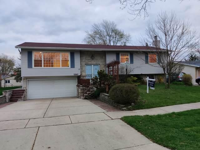 7597 Churchill Drive Drive, Hanover Park, IL 60133 (MLS #11052637) :: Ryan Dallas Real Estate