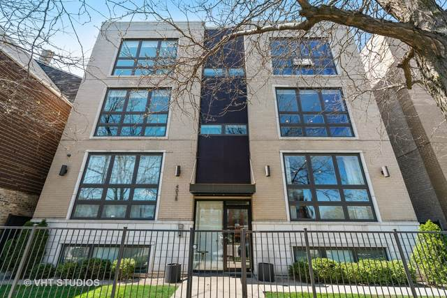 4038 N Western Avenue 2N, Chicago, IL 60618 (MLS #11053088) :: The Dena Furlow Team - Keller Williams Realty