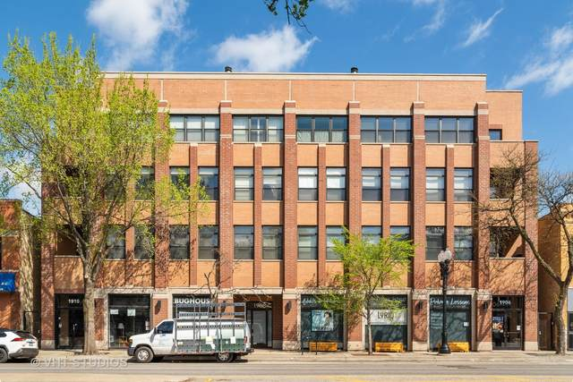 1908 W Irving Park Road #304, Chicago, IL 60613 (MLS #11053098) :: Touchstone Group