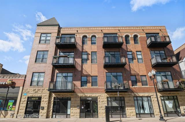 4050 N Lincoln Avenue #204, Chicago, IL 60618 (MLS #11053109) :: Touchstone Group