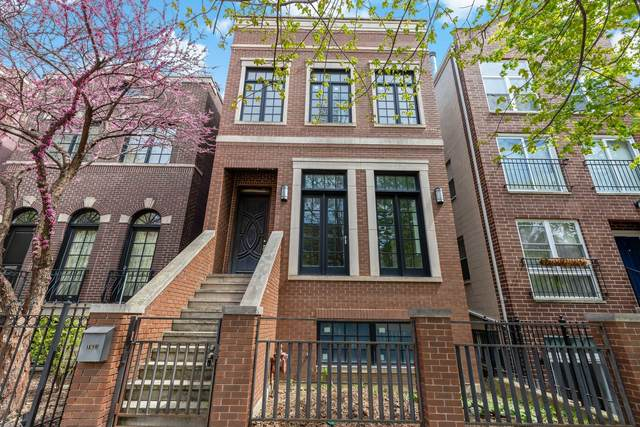 1633 N Winchester Avenue, Chicago, IL 60622 (MLS #11053782) :: The Perotti Group