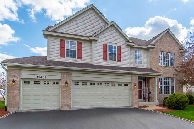 26209 Mapleview Drive, Plainfield, IL 60585 (MLS #11053836) :: Helen Oliveri Real Estate