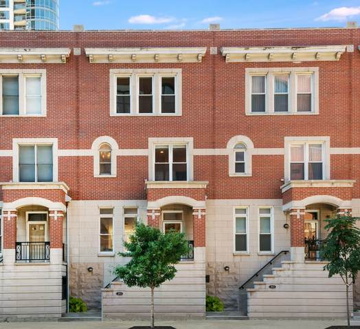 419 W Grand Avenue C, Chicago, IL 60654 (MLS #11054258) :: The Dena Furlow Team - Keller Williams Realty