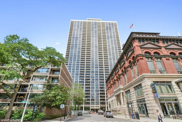 1560 N Sandburg Terrace #1610, Chicago, IL 60610 (MLS #11054535) :: Helen Oliveri Real Estate